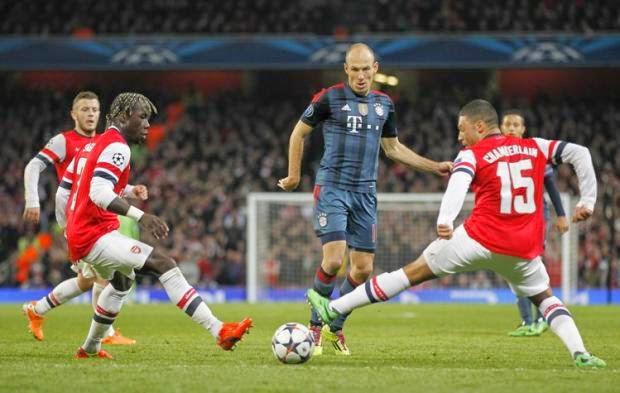 Bayern chơi không thực sự thuyết phục tại Champions League