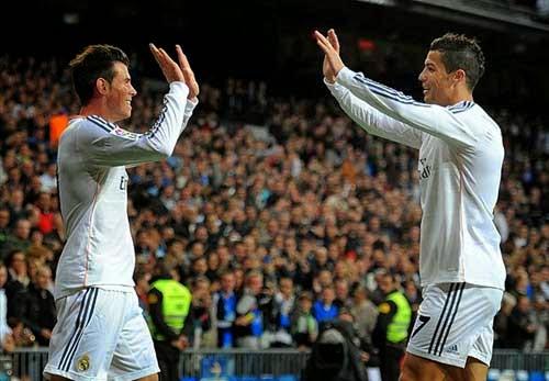 Ronaldo và Bale: Những cây săn bàn hàng đầu của Real