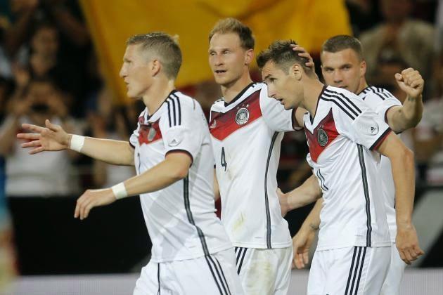Thao Marky's Productions | World Cup 2014: Đức được đánh giá cao hơn so với Bồ Đào Nha
