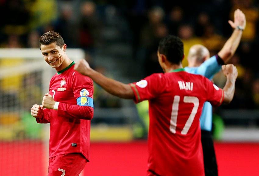 Thao Marky's Productions | World Cup 2014 - Bồ Đào Nha vs Đức