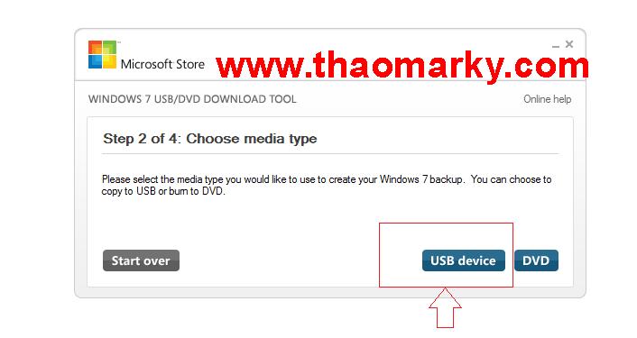 Cài Windows bằng USB 8