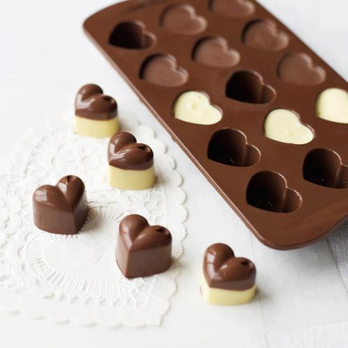 Hướng dẫn tự làm Socola làm quà tặng Valentine